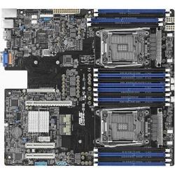 Placa de baza Server Asus Z10PR-D16, Intel C612 PCH, 2 x Sochet 2011-3, SSI EEB