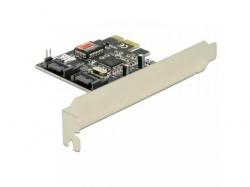 Adaptor Delock PCI Express 2 x internal SATA3 + Raid