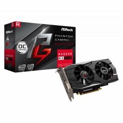 Placa video ASRock AMD Radeon RX 570 Phantom Gaming D OC 8GB, GDDR5, 256bit