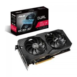 Placa video ASUS AMD Radeon RX 5500 XT DUAL EVO O8G, 8GB, GDDR6, 128bit