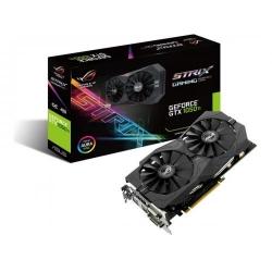 Placa video Asus nVidia GeForce GTX 1050 Ti STRIX GAMING 4GB, DDR5, 128bit