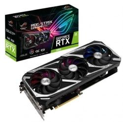 Placa video ASUS nVidia GeForce RTX 3060 ROG STRIX GAMING OC 12GB, GDDR6, 192bit