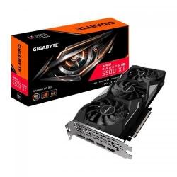 Placa video Gigabyte AMD Radeon RX 5500 XT Gaming OC, 8GB, GDDR6, 128bit