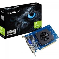 Placa video GIGABYTE GeForce GT 710 1GB, DDR5, 64bit