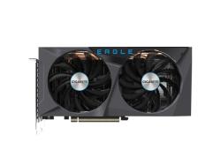 Placa video Gigabyte GeForce RTX 3060Ti EAGLE OC 8G, LHR, N306TEAGLE OC-8GD 2.0