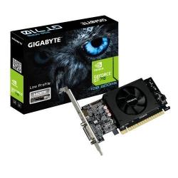 Placa video GIGABYTE nVidia GeForce GT 710, 1GB, DDR5, 64bit