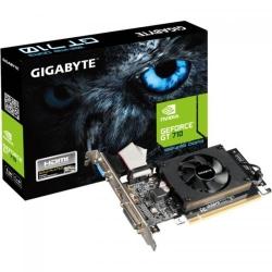 Placa video Gigabyte nVidia GeForce GT 710 Low Profile 1GB, GDDR3, 64Bit