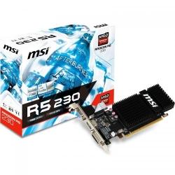 Placa video MSI AMD Radeon R5 230 1GB, GDDR3, 64bit