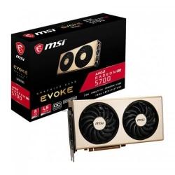 Placa video MSI AMD Radeon RX 5700 Evoke GP OC, 8GB, GDDR6, 256bit