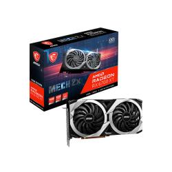 Placa video MSI AMD Radeon RX 6700 XT MECH 2X 12GB, GDDR6, 192bit