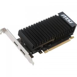 Placa video MSI nVidia GeForce GT 1030 2GH LP OC 2GB, DDR4, 64bit
