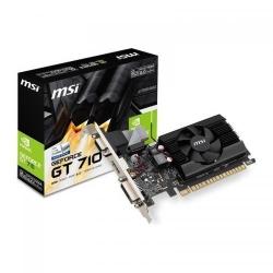 Placa video MSI nVidia GeForce GT 710 2GB, DDR3, 64bit, Low Profile