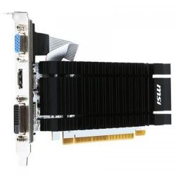 Placa video MSI nVidia GeForce GT 730 Low Profile 2GB, GDDR3, 64bit