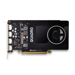 Placa video profesionala HP nVidia Quadro P2200, 5GB, GDDR5, 160bit