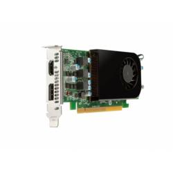 Placa video profesionala HP Radeon RX550X 4GB, DDR5, 128bit, Low Profile