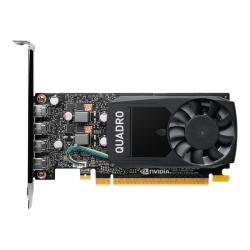 Placa video profesionala PNY nVidia Quadro P620 V2 DVI 2GB, DDR5, 128bit, Low Profile