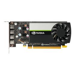 Placa video profesionala PNY nVidia T1000 4GB, GDDR6, 128bit, Low Profile