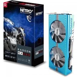 Placa video Sapphire AMD Radeon RX 580 NITRO+ 8GB, DDR5, 256bit, Special Edition