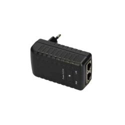 PoE Injector ExtraLink wall plug, 18V-18W, 2 porturi