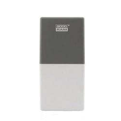 Baterie portabila Goodram PB04, 2000mAH, 1x USB, Graphite