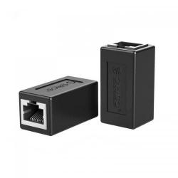 Prelungitor cablu de retea Orico PUG-MTM, Black