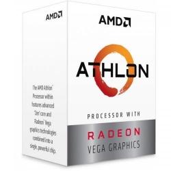 Procesor AMD Athlon 3000G 3.5GHz, Socket AM4, Box