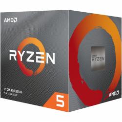 Procesor AMD Ryzen 5 3600X 3.8GHz, Socket AM4, Box