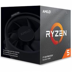 Procesor AMD Ryzen 5 3600XT, 4.7GHz, Socket AM4, Box