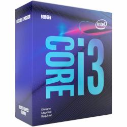 Procesor Intel Core i3-9100F 3.60GHz, Socket 1151, Box