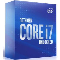 Procesor Intel Core i7-10700KF 3.80GHz, Socket 1200, Box