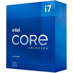 Procesor Intel Core i7-11700KF, 3.60GHz, Socket 1200, Box, fara cooler