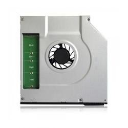 Rack/Caddy 12.5mm M.2 NGFF cu ventilator