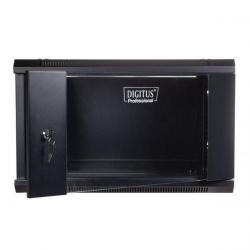 Rack Digitus DN-WU19 04U/450/B, 19inch, 4U, 279x600x450mm, Black