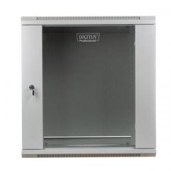 Rack Digitus DN-WU19 12U/450, 19inch, 12U, 600/450mm, Grey
