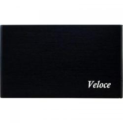 Rack Extern HDD Inter-Tech Veloce GD-25612 SATA-USB3.0, 2.5inch