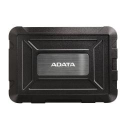 Rack HDD Adata ED600, SATA, USB 3.0, 2.5inch, Black