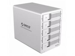 Rack HDD Orico Aluminum, 5x HDD 3.5inch, USB3.0