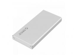 Rack HDD Orico MSA-U3, USB 3.0, Silver