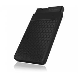 Rack HDD Raidsonic IcyBox, SATA3, USB-C 3.0, 2.5inch, Black