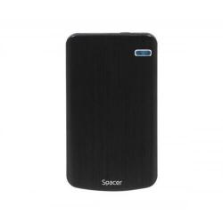 Rack HDD Spacer SPR-25646B, USB 2.0, 2.5inch, Black