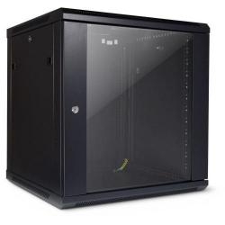 Rack Inter-Tech SMA-6612, 19inch, 12U, 600x450mm, Black