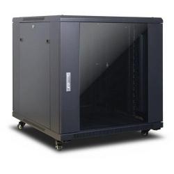 Rack Inter-Tech SNB-8815, 19inch, 15U, 800x800mm, Black