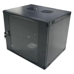 Rack Logilink W06F64B, 19inch, 9U, 540x450mm, Black