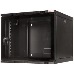 Rack Logilink W09A40B, 19inch, 9U, 550x400mm, Black