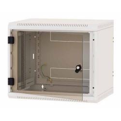 Rack Triton wall-mounted, 19inch, 4U, 600x600mm, Grey