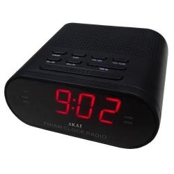 Radio cu ceas Akai CR002A-219, Black