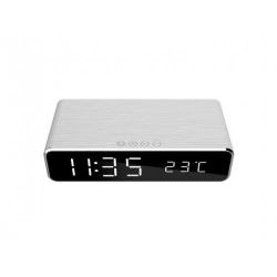 Radio cu ceas Gembird DAC-WPC-01-S, Incarcare Wireless
