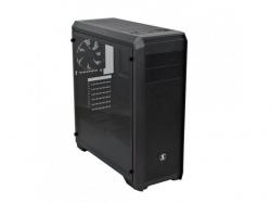 Carcasa SilentiumPC Regnum RG4T Pure Black, Fara sursa