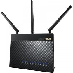 Router Wireless Asus RT-AC68U, 4x LAN
