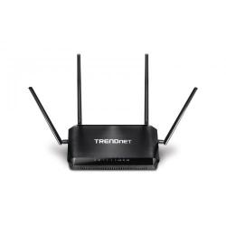 Router Wireless TRENDNET AC2600 StreamBoost, 4x LAN